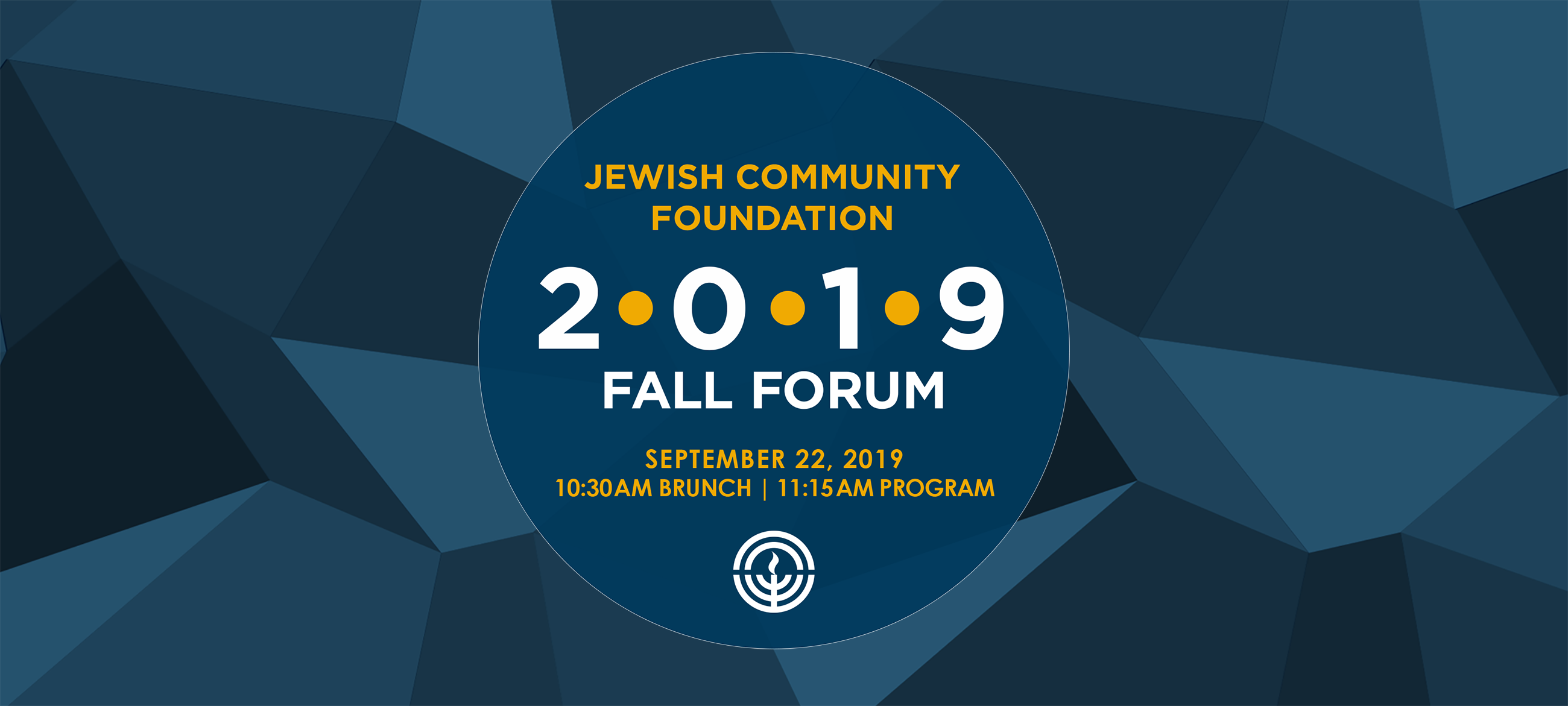 Foundation Fall Forum