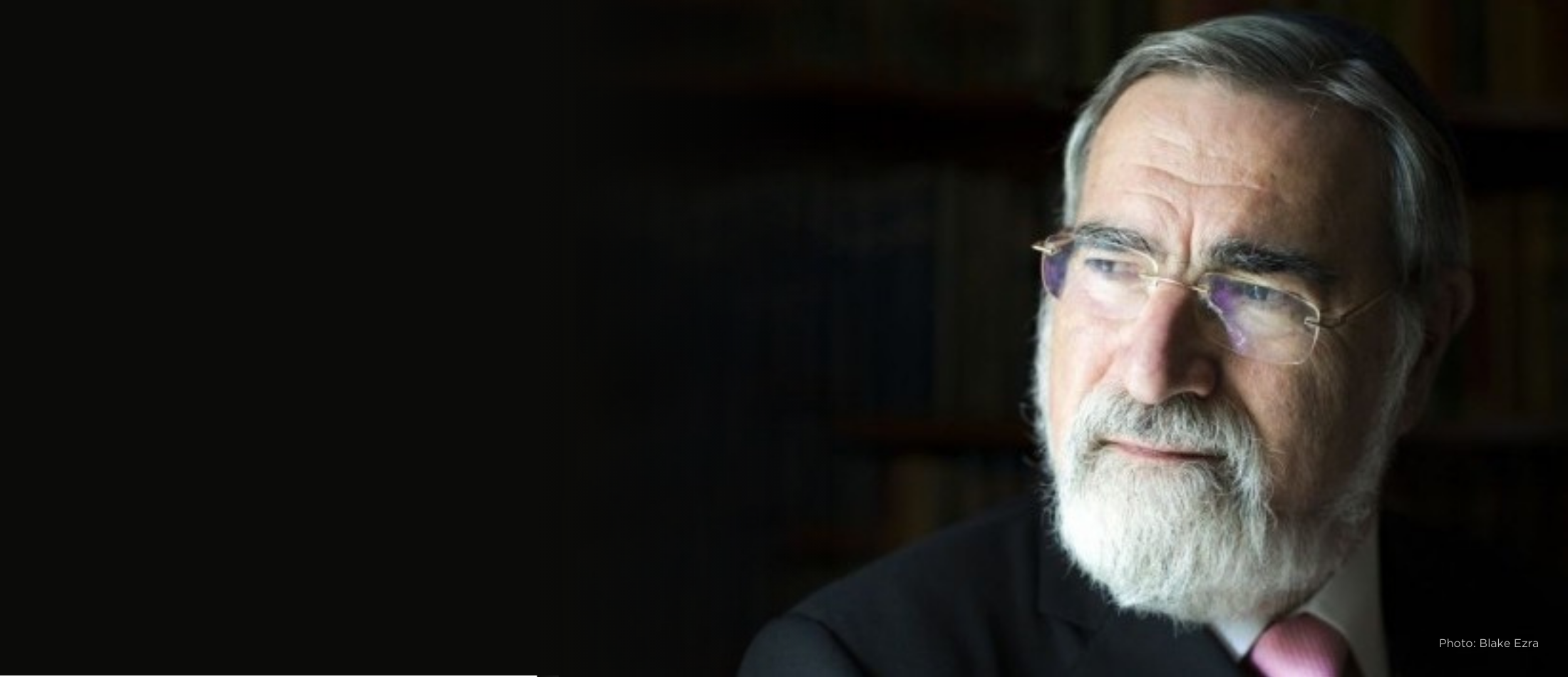 Ten Paths to God Rabbi Sacks